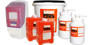 Discover GrimePro Orange