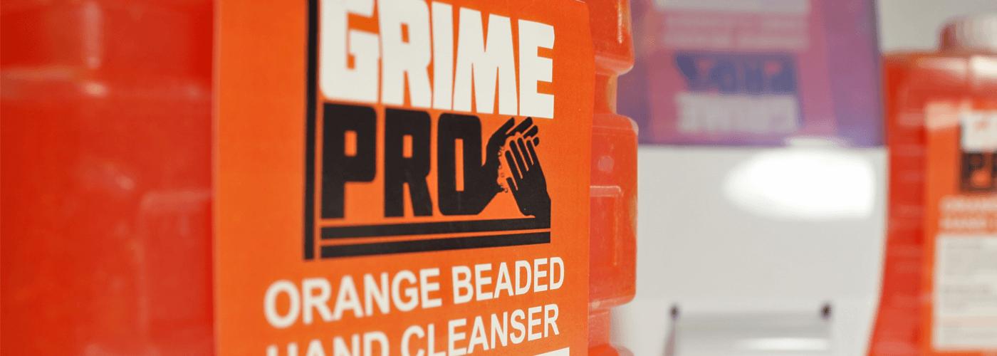 Introducing GrimePro Orange